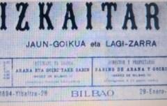 Bizkaitarra_1894ko_urtarrila