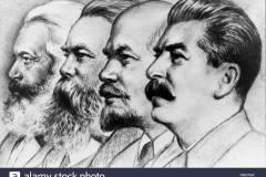 ilustracion-de-karl-marx-friedrich-engels-vladimir-ilich-lenin-y-josef-stalin-los-llamados-cuatro-pilares-del-marxismo-rmcfba
